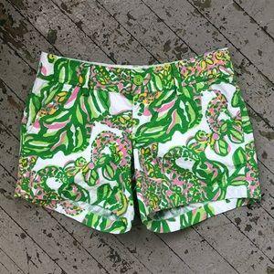 Lilly Pulitzer Callahan Cotton Shorts
